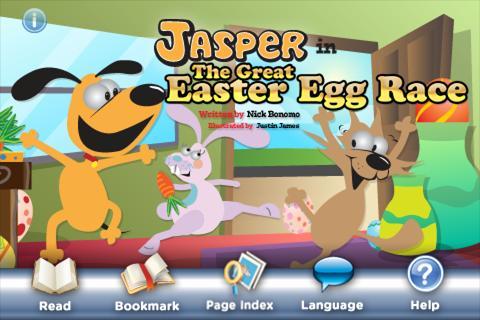 StoryChimes Jasper's Easter