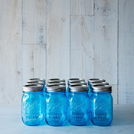 Ball American Heritage Collection Pint Jars (Set of 12)