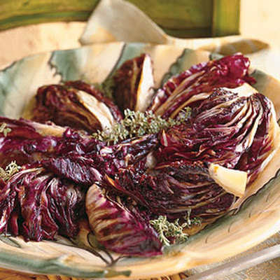 Roasted Balsamic Radicchio
