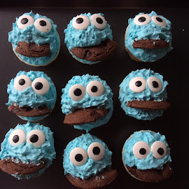 cookieMonster  by Mary Yeo - Food & Drink Cooking & Baking (  )
