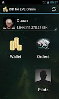 Screenshot of ISK for EVE Online