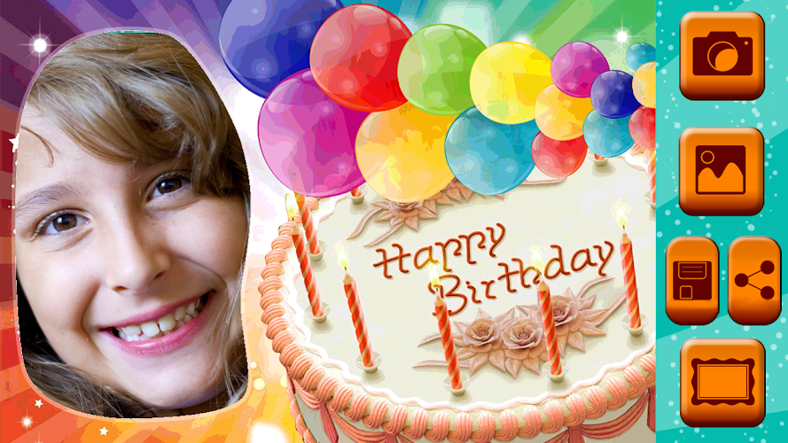 Happy Birthday Picture Frames on Google Play Reviews – Birthday Card Editing Photo