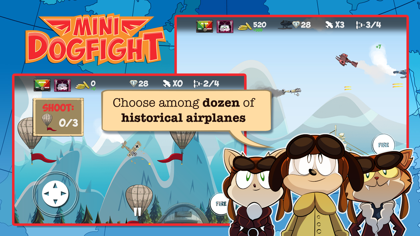 Mini Dogfight Screenshot 19