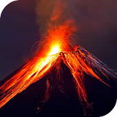 App Volcano Live Wallpaper apk for kindle fire