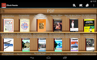 Screenshot of EBook Reader & PDF Reader