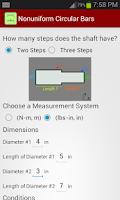 Screenshot of Structural Analysis