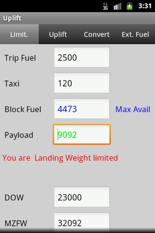 Aviation Uplift Fueling
