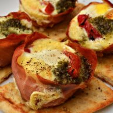 Prosciutto Egg Cups Recipe