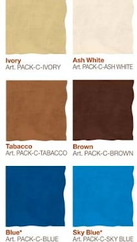 Microcement Color Options from Microcement Systems in Derbyshite