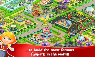 Screenshot of Funpark Friends Deluxe™