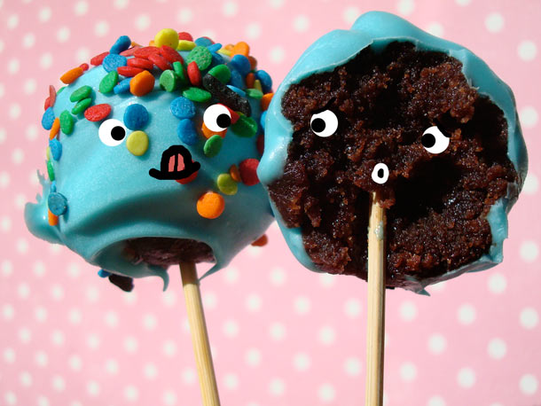 Brownie Pops