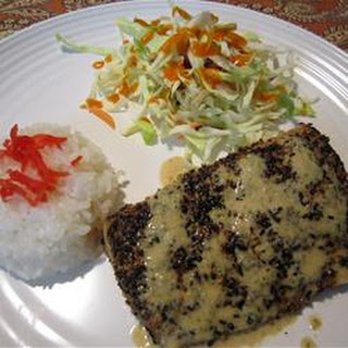 Ginger Butter Sauce Fish Recipes