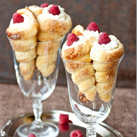 Cream Horns (Trubochki)