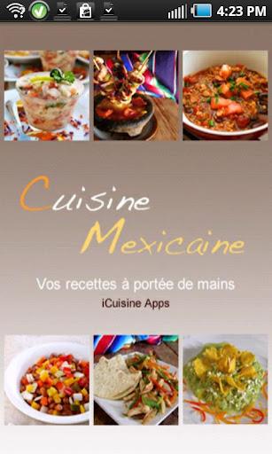 iCuisine Mexicaine