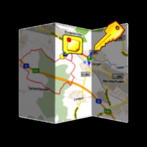 RouteTracker Pro License 運動 App LOGO-硬是要APP