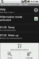 Screenshot of Battery Booster Lite