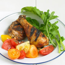 Spice-Rubbed Grilled Chicken