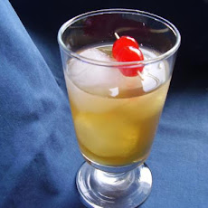 Canadian Whiskey Sour