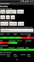 Screenshot of Swarm Control