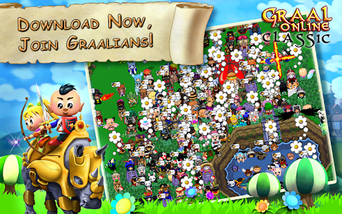 Free Download GraalOnline Classic APK for Blackberry