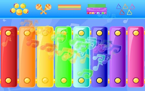 Simply Kids Instruments Free - screenshot