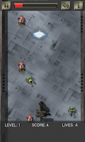 Screenshot of Assault of machines