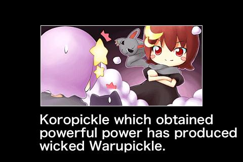 MagicAttack of Warupickle