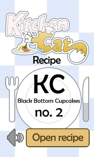 KC Black Bottom Cupcakes 2