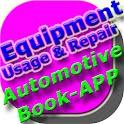 Automotive Equipment Usage icon