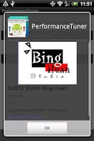 Screenshot of Performance Tuner