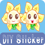 DIY LINE Stickers 1.03 Apk