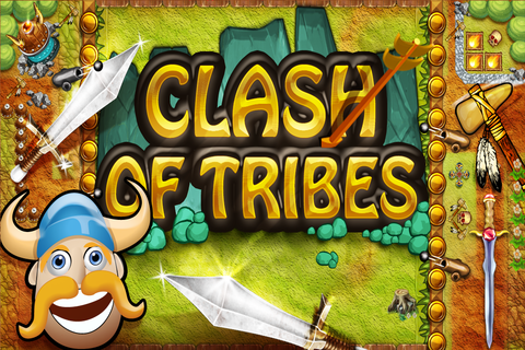 Clash of Tribes Viking Clans