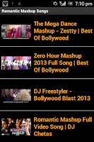 Screenshot of Bollywood Masup Video Hd
