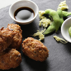 Satsuma-age (deep fried Japanese fishcakes)