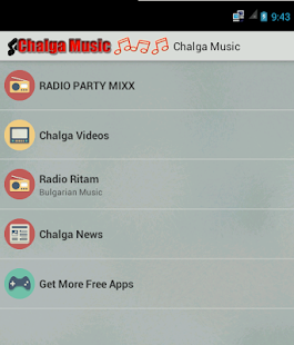 Chalga Music 2014 with Radio - screenshot