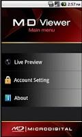 Screenshot of MD Viewer (V3.2.1.5)