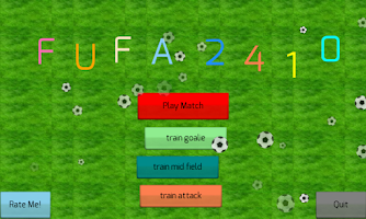 Screenshot of Fufa 2014