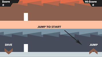 Screenshot of Hard Jumper 2
