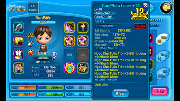 Screenshot of Bắn Gà