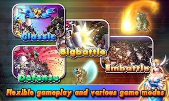 Screenshot of Empire VS Orcs