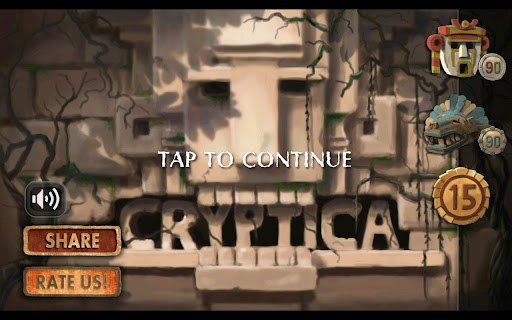 cryptica for android screenshot