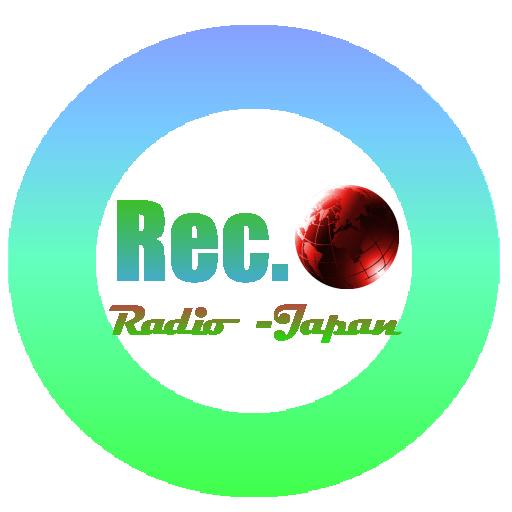 Rec.Radio-Japan LOGO-APP點子