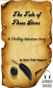 The Tale of Three Lions(Audio) - screenshot