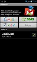 Screenshot of GmailMote