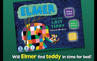 Screenshot of Elmer and the Lost Teddy
