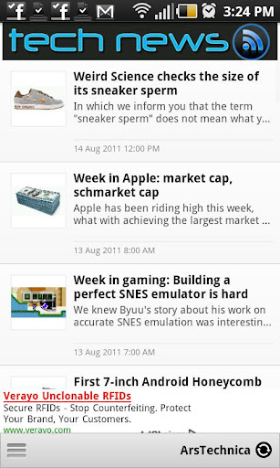Top Tech News Free