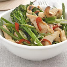 Spicy Chicken & Veg Stir-fry