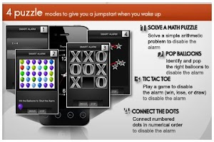 Screenshot of Smart Alarm Clock Pro