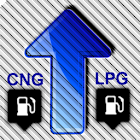 Cng/Lpg Finder Plus EUR & US icon