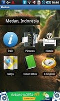 Screenshot of Medan Travel Guide